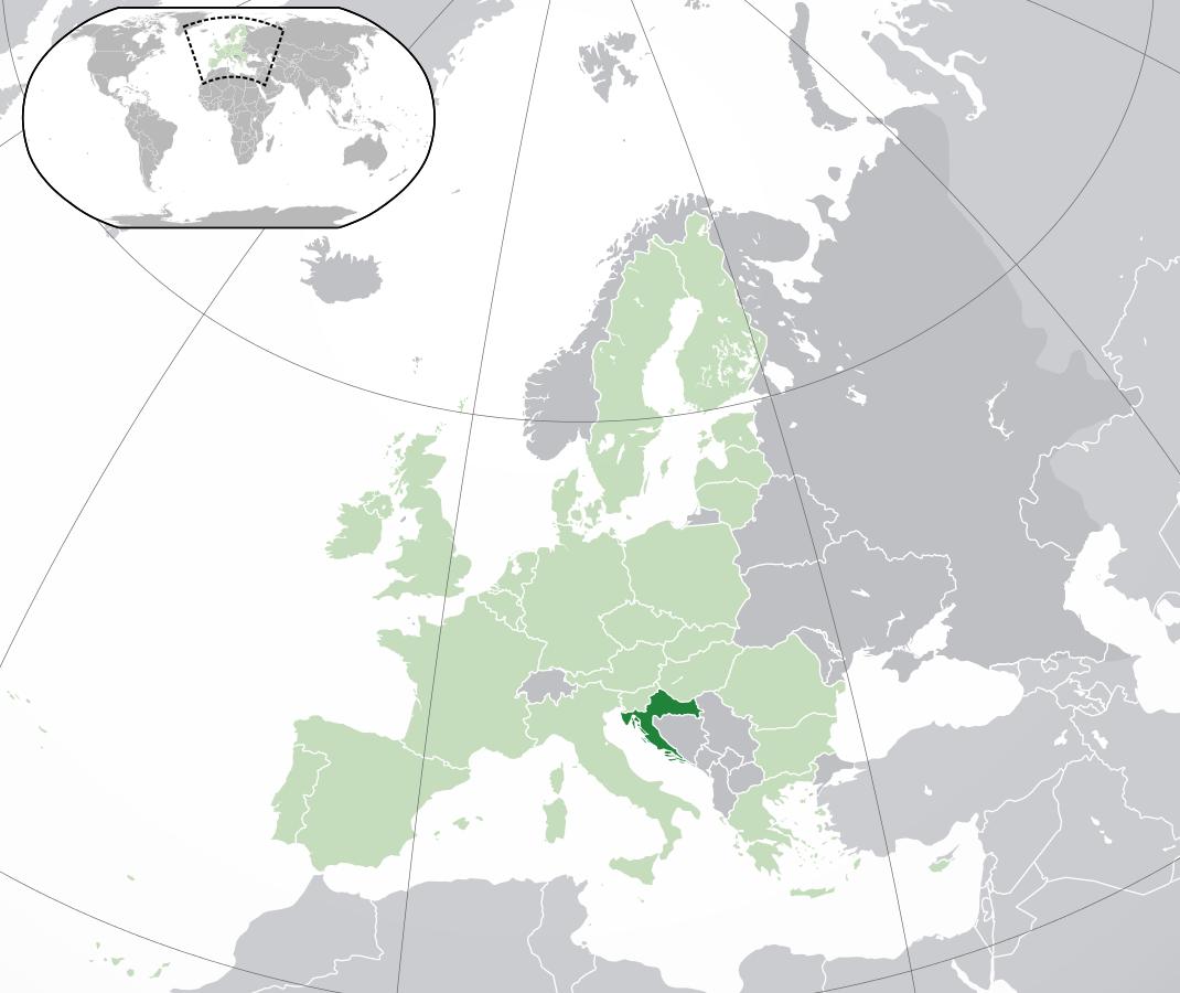 Kroatien Europa
