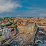 Kroatiens huvudstad Zagreb