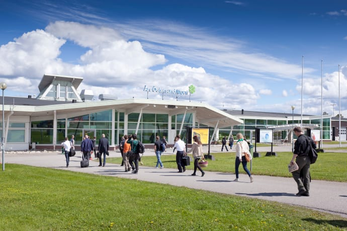Nya turer till Split i Kroatien från Åre Östersund Airport
