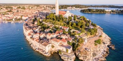 tre nya resmål i Kroatien